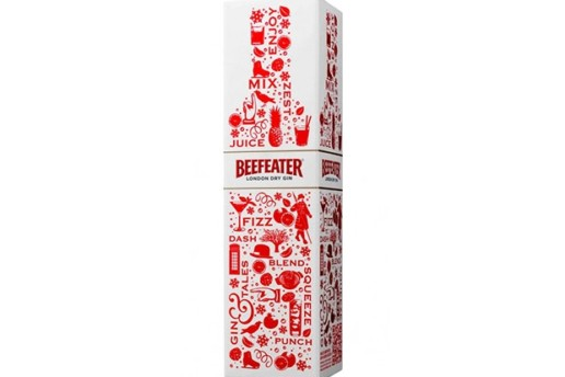 Packaging Beefeater